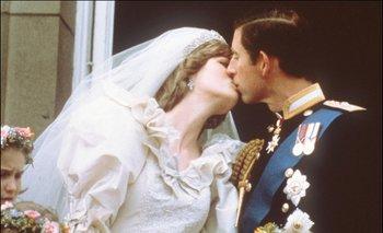 Diana y Carlos se casaron el 29 de julio de 1981