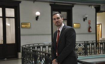 Diego Sanjurjo está hace un año al frente del Programa Integral de Seguridad Ciudadana
