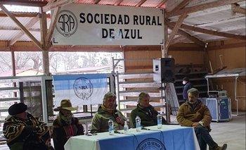 La Sociedad Rural Argentina presentó el informe esta semana en una reunión realizada en la localidad de Azul.