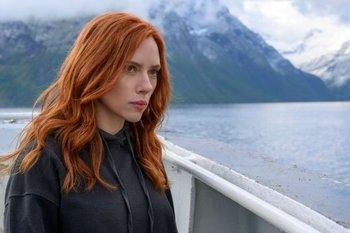 Scarlett Johansson en Black Widow (2021)