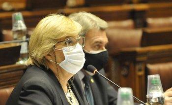 Comisión con presencia de JUTEP en el Parlamento