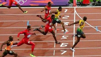 La final masculina de 100 metros lisos en Londres 2012, en la que siete de los ocho velocistas completaron la carrera en menos de 10 segundos, fue una señal de lo que vendría.