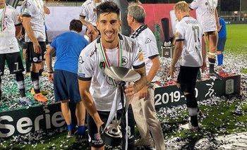 Ramos será el segundo refuerzo de Peñarol para la Copa Sudameicana