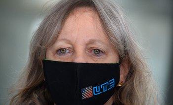 Silvia Emaldi, presidenta de UTE