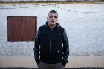 José Burgueño, viudo de Delia de León, fallecida en un siniestro de tránsito