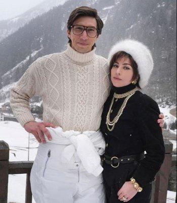 La película se introduce en el escándalo y el drama de la familia Gucci