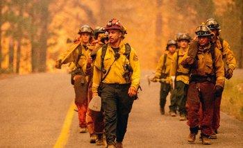 Incendios forestales en Estados Unidos