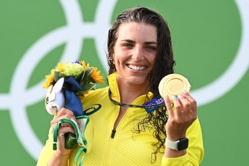 Jessica Fox ganó el oro en canotaje