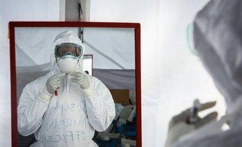 La OMS anunció que enviará 5 mil dosis de la vacuna contra el ébola serán enviadas al país