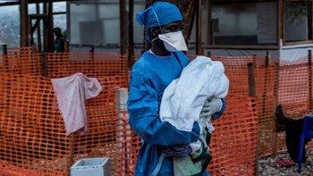 Casi 1.800 personas murieron a causa del ébola en la República Democrática del Congo en el último año.