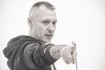 El director y dramaturgo uruguayo Sergio Blanco