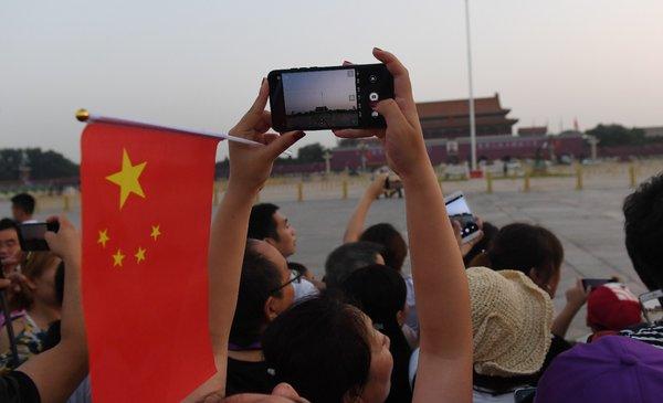En Pekín ordenan eliminar símbolos musulmanes