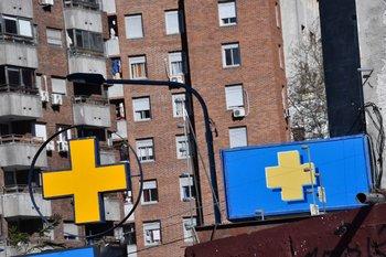 Farmacias venderán tests para detectar covid-19