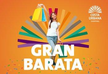 """202acf44353b Llega la """"Gran Barata"""" de Costa Urbana Shopping con descuentos y ..."""