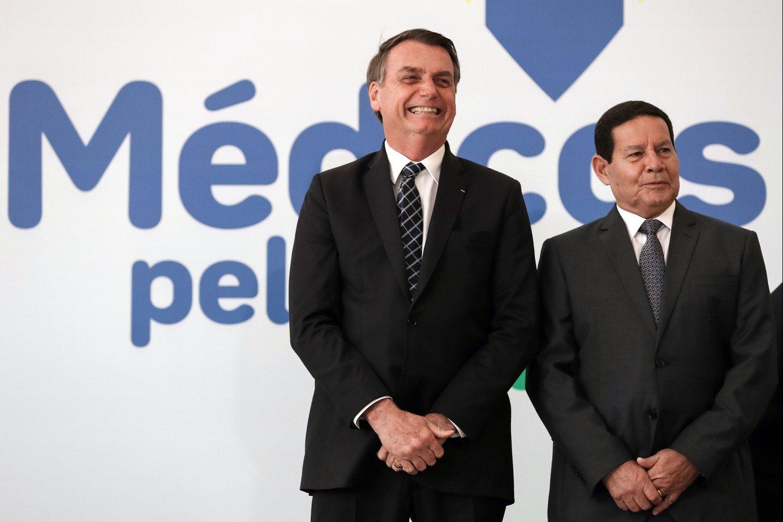 La extraña propuesta del presidente Jair Bolsonaro para preservar el medio ambiente