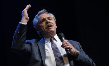 Fernández pidió cesar las disputas y resaltó que es él quien está al frente del gobierno