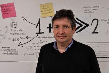 Diego Sastre, director de Pyxis