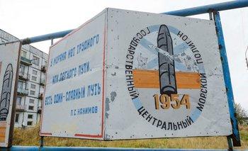 Las pruebas en la plataforma de Nyonoksa, cerca de donde se realizó el ensayo el jueves, se remontan a la era soviética.