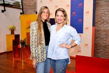 Natalia De la Fuente y Katja Thomsen