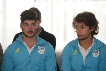 Marcos Sarraute y Martín González