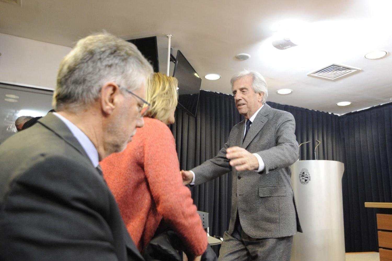 Tabaré Vázquez, presidente de Uruguay, tiene un 'nódulo pulmonar' posiblemente maligno
