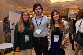 Mayte Álvarez, Rodrigo Marote y Valentina De Anda