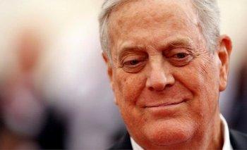 Koch se postuló una vez a la presidencia de Estados Unidos