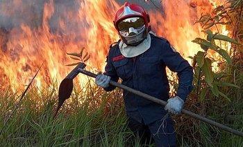 Pese a las medidas implementadas por el gobierno brasileño, se han registrado durante el fin de semana nuevos focos de incendios, dice el INPE