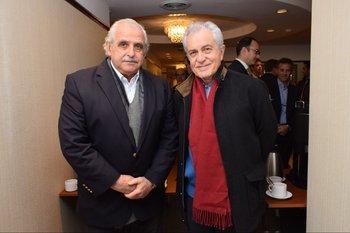 Alberto Fossati y Daniel Azzini