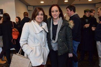 Claudia Estefan y Noelia Cierra
