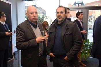 Leonardo Gonzalez y Hernan Liotti