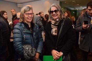 Martha Castro y Stella Bonfilio