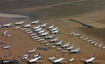 La pandemia ha dejado golpeada a la industria de viajes