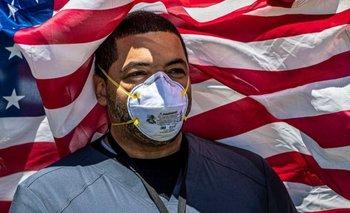 """El coronavirus está """"extremadamente extendido"""" en Estados Unidos"""