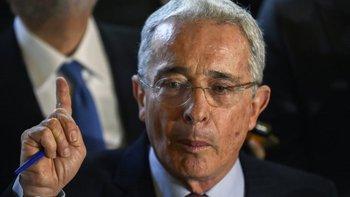 Uribe es el primer expresidente colombiano en rendir una indagatoria ante la Corte Suprema