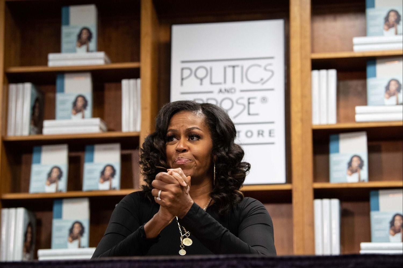 Michelle Obama revela que está con un