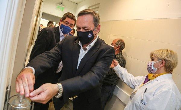 """jerarcas decían """"que era más preocupante el dengue"""""""
