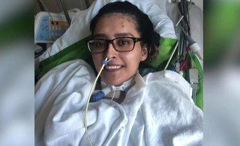 Mayra Ramírez fue la primera persona hasta donde se conoce en ser sometida a un trasplante doble de pulmón en EE.UU. tras enfermarse de coronavirus