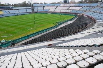 Vista del Estadio Centenario