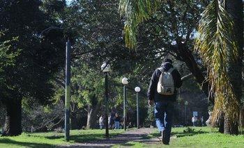 El Parque Batlle, del entorno del Estadio Centenario, será uno de los focos de la inversión departamental
