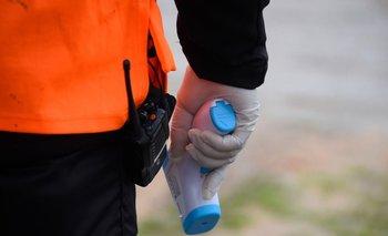 Un control sanitario estará instalado a la entrada de Belén para controlar temperatura a quienes ingresan