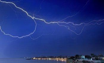 Se esperan lluvias y tormentas para el centro y sur del país