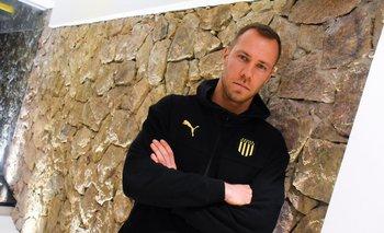 Krisztián Vadócz ya no es futbolista de Peñarol