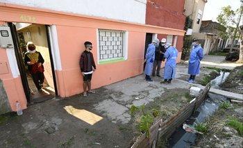 En el mundo,Argentinase ubica en el octavo puesto si se toma el total de casos y en el undécimo por el total de muertos