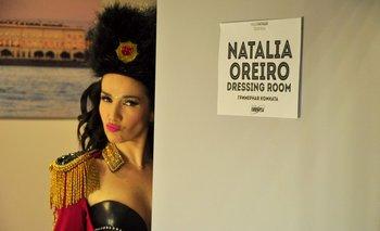 Natalia Oreiro en Nasha Natasha