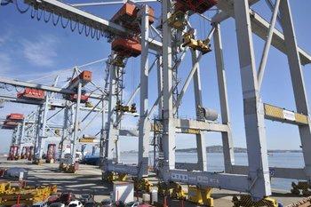 En el primer trimestre de 2021, las exportaciones de bienes totalizaron US$ 2.172 millones.