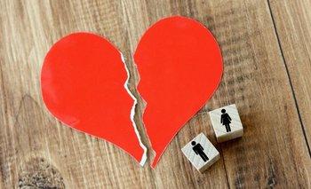 """""""Es mucho más probable que tu esposa acceda a un divorcio si está enamorada de otra persona"""", afirmó Stephanie Scott."""