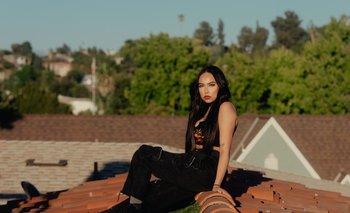 Tianna Singer, influencer en TikTok en Los Ángeles