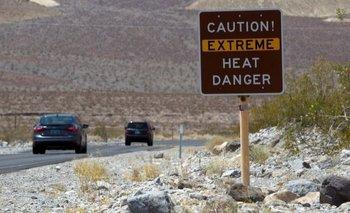 La zona del valle de la Muerte es conocida por su calor extremo
