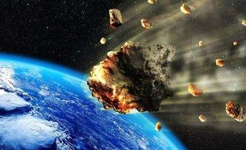 Decenas de meteoritos se destruyen a diario en la atmósfera de la Tierra